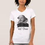 William Shakespeare Will Power