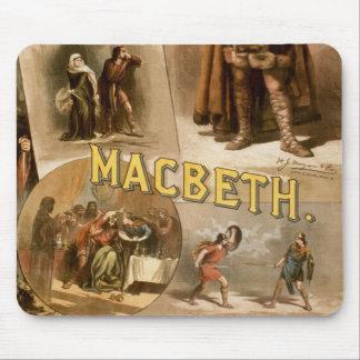 William Shakespeare's Macbeth Mouse Mat