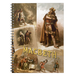William Shakespeare's Macbeth Notebooks