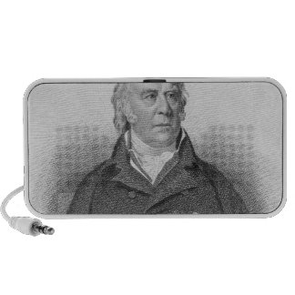 William Sharp engraved by J Thomson Laptop Speakers