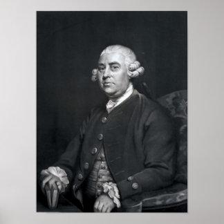William Strahan, engraved by John Jones, 1792 Poster