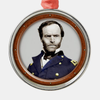 William Tecumseh Sherman Christmas Ornament