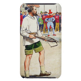 William Tell, from 'Peeps into the Past', publishe Barely There iPod Case