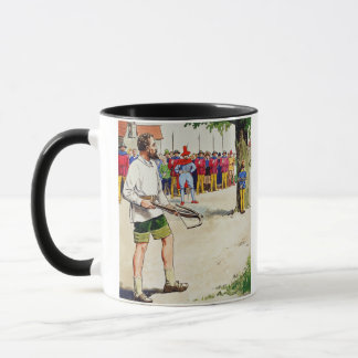William Tell, from 'Peeps into the Past', publishe Mug
