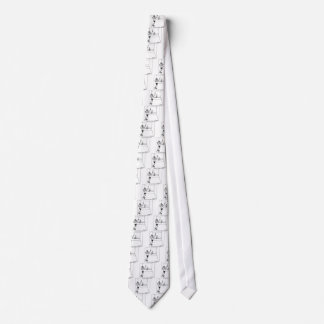 William Tell Racquetball Shot Tie