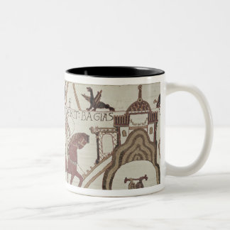William the Conqueror arrives at Bayeux Coffee Mugs