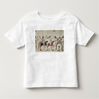 William the Conqueror  arrives at Bayeux Toddler T-Shirt