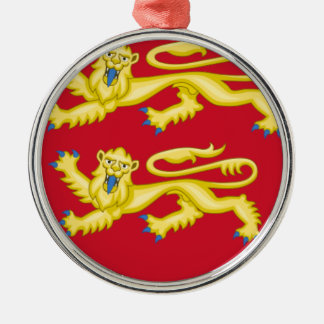 WILLIAM THE CONQUEROR CHRISTMAS ORNAMENT