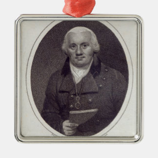 William Thomas Fitzgerald Christmas Ornament