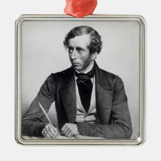 William Thompson  1849 Christmas Ornament