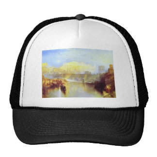 William Turner- Ancient Rome Agrippina Hats