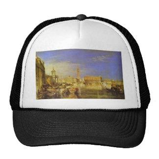 William Turner- Bridge of Sighs, Ducal Palace Mesh Hat