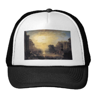 William Turner- Decline of the Carthaginian Empire Trucker Hat