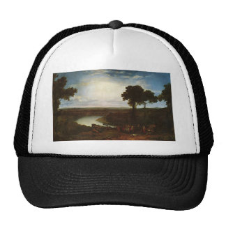 William Turner-Festival of Opening of the Vintage Trucker Hats