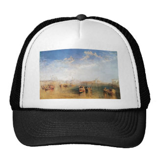 William Turner-Giudecca,la Donna Salute,SanGeorgio Trucker Hat