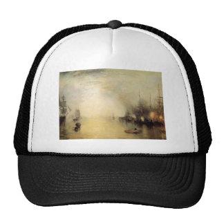 William Turner- Keelmen heaving in coals by night Trucker Hat