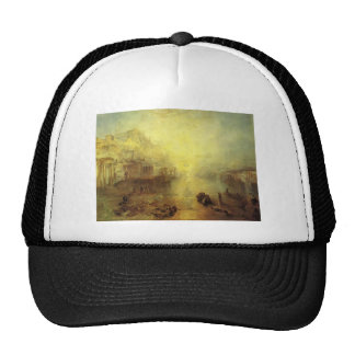 William Turner- Ovid Banished from Rome Mesh Hat