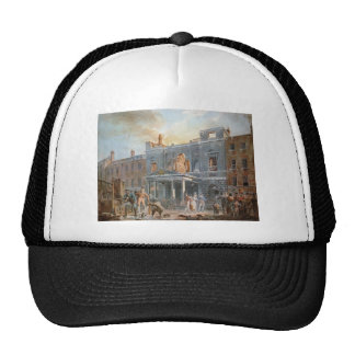 William Turner: Pantheon, the Morning after Fire Trucker Hat