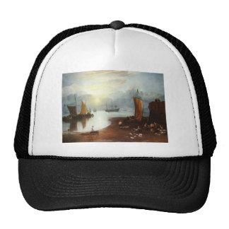 William Turner- Sun Rising through Vagour Mesh Hats