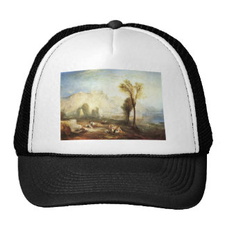 William Turner- The Bright Stone of Honour & Tomb Trucker Hat