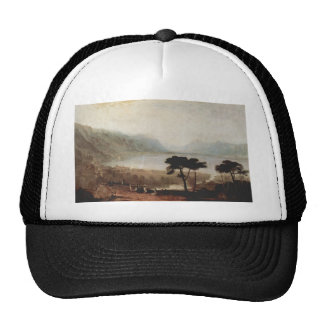 William Turner-The Lake Geneva seen from Montreux Trucker Hat