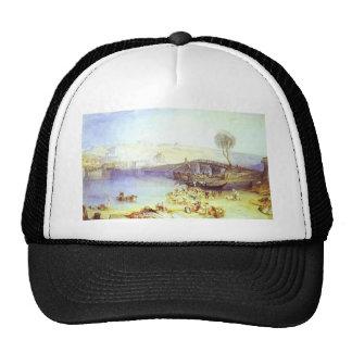 William Turner:View of Saint Germain ea Laye Mesh Hats
