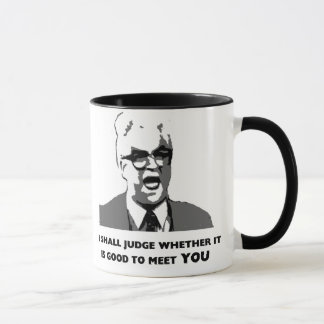 William Ulsterman Mug - Nice to Meet You