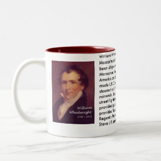 William Wheelwright mug