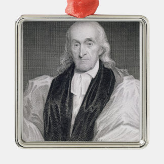 William White (1748-1836) aged 85, engraved by Tho Christmas Ornament