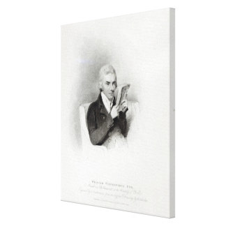 William Wilberforce Canvas Print