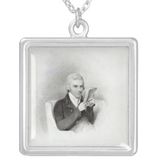 William Wilberforce Silver Plated Necklace