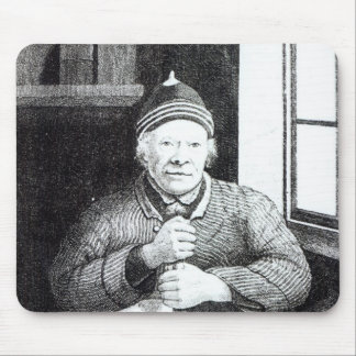 William Wilson, commonly called Mortar Willie Mouse Mat