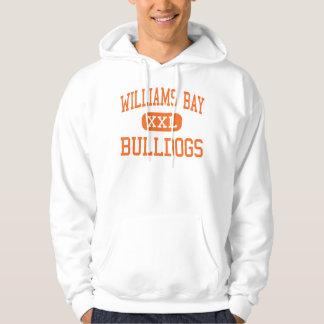 Williams Bay - Bulldogs - High - Williams Bay Hoodie