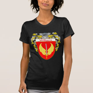 Williams Coat of Arms (Mantled) T-Shirt