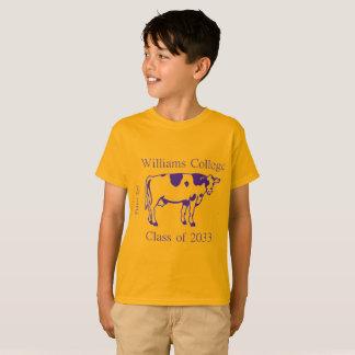 Williams College Class of 2033 Future Eph T-shirt