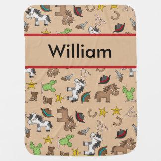 William's Cowboy Blanket