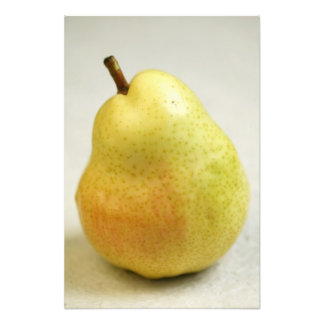 Williams pear For use in USA only.) Photo Print