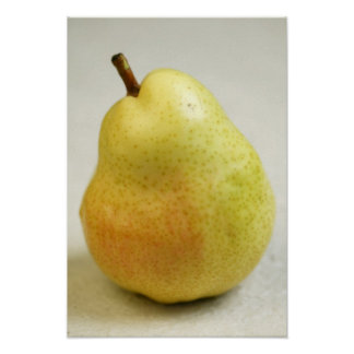 Williams pear For use in USA only.) Poster