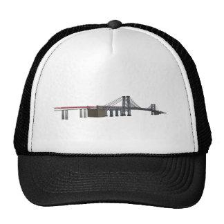 Williamsburg Bridge: 3D Model: Cap