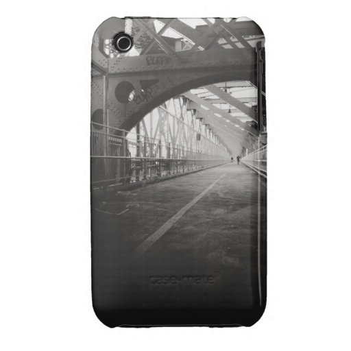 Williamsburg Bridge Architecture - New York City iPhone 3 Cover