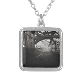 Williamsburg Bridge Architecture - New York City Pendants