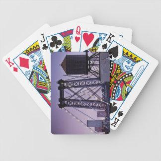 Williamsburg Bridge Bicycle Playing Cards