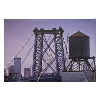 Williamsburg Bridge Placemat