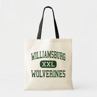 Williamsburg - Wolverines - The - Brooklyn Budget Tote Bag