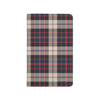 Williamson Modern Tartan pocket journal
