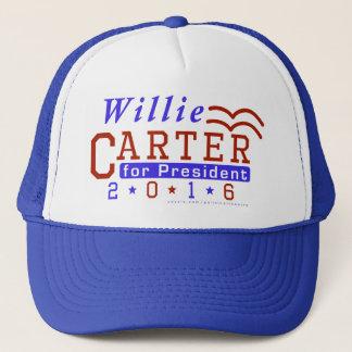 Willie Carter President 2016 Election Democrat Trucker Hat