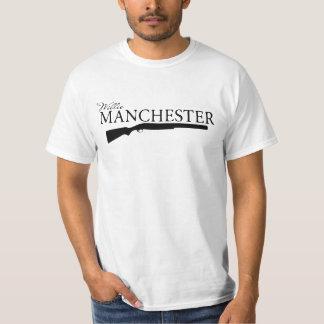 Willie Manchester Tee Shirts