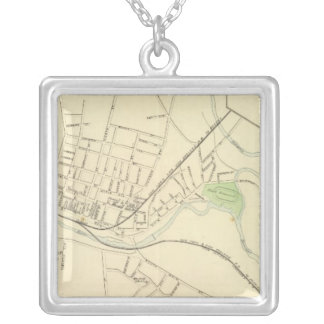Willimantic Silver Plated Necklace