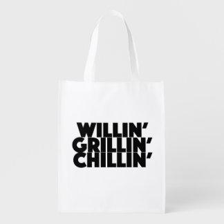 Willin', Grillin', Chillin'