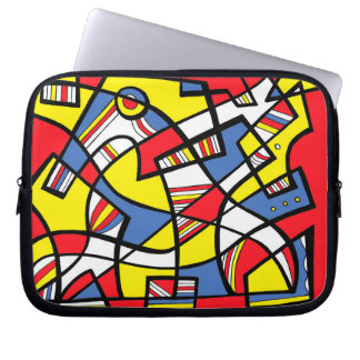 Willing Amusing Bright Keen Computer Sleeve